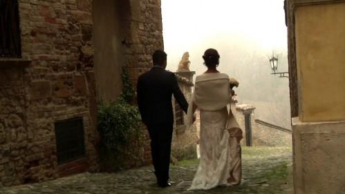 Matrimonio Adnan e Giulia
