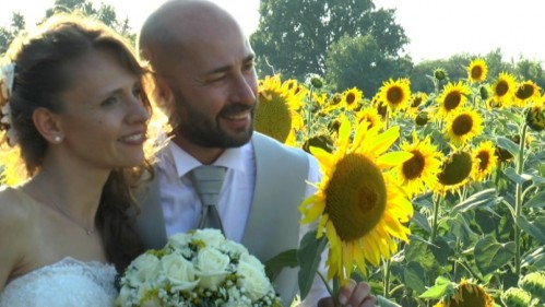 Matrimonio Alessia, Gianluca e Linda