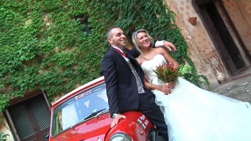 Matrimonio Filippo e Elisabetta