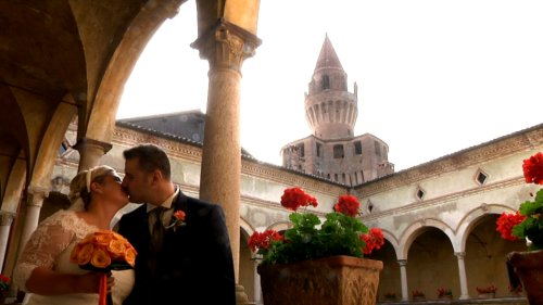 Matrimonio Italo e Noemi