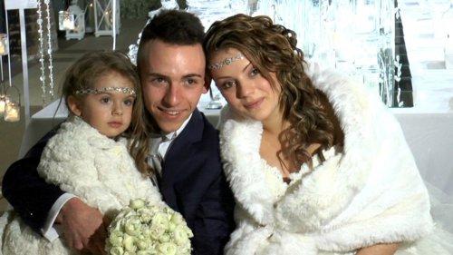 Matrimonio Marco, Sara e Marta