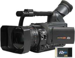 Telecamera professionale in Full HD
